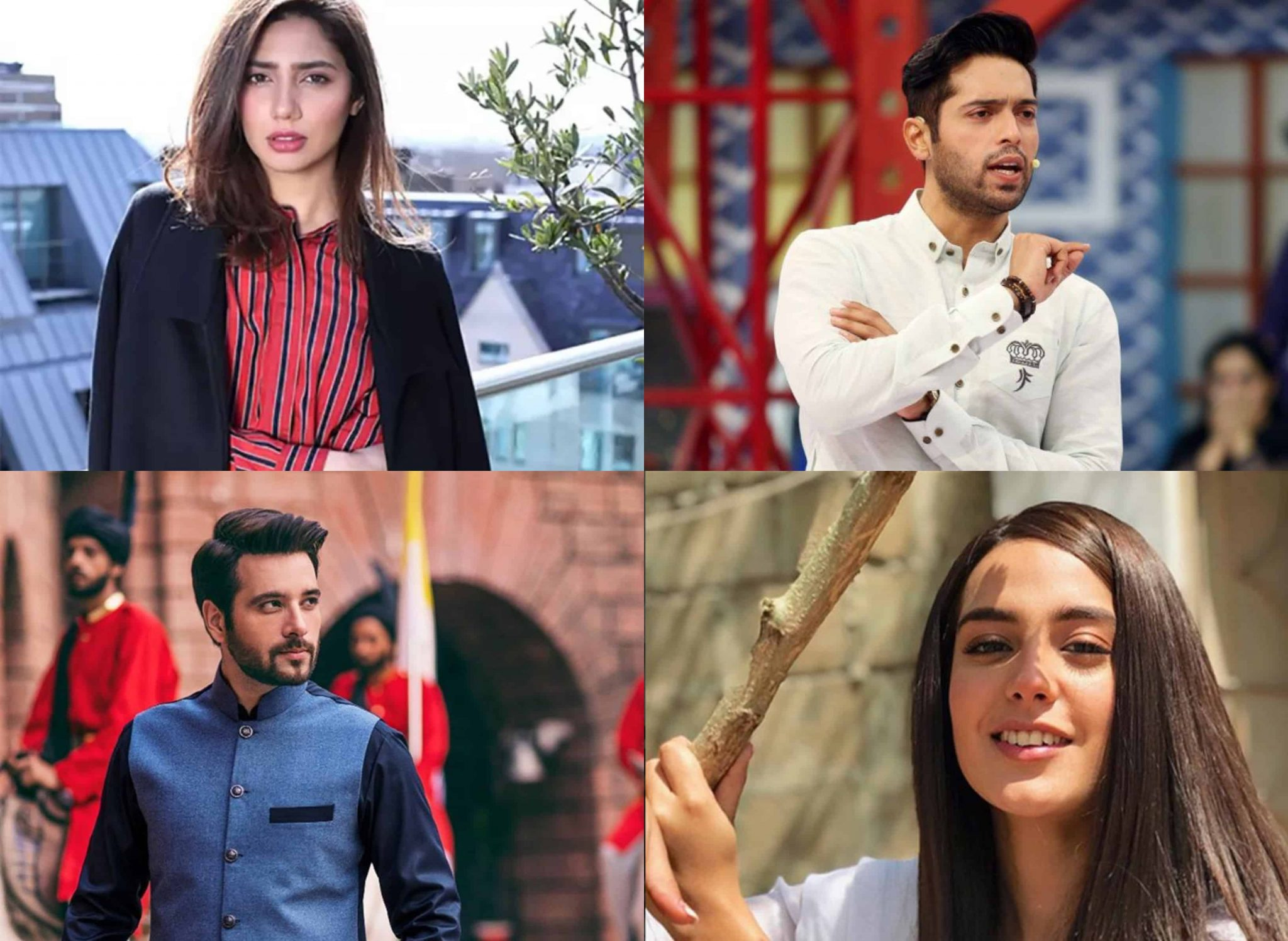 Pakistani celebrities who are dropouts - The Current