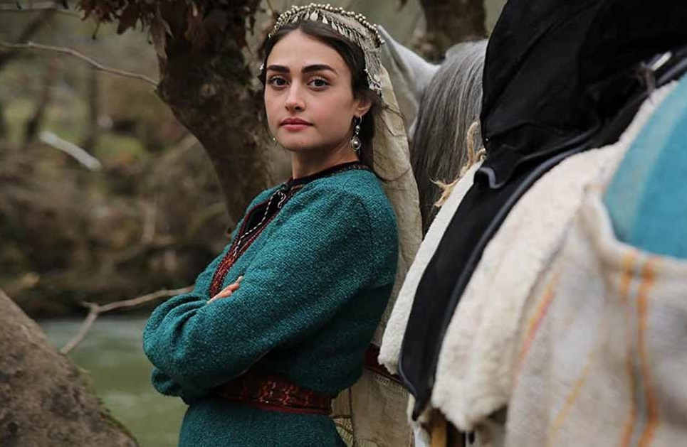 Esra Bilgiç wishes to feature Kashmir in her documentary project - The  Current