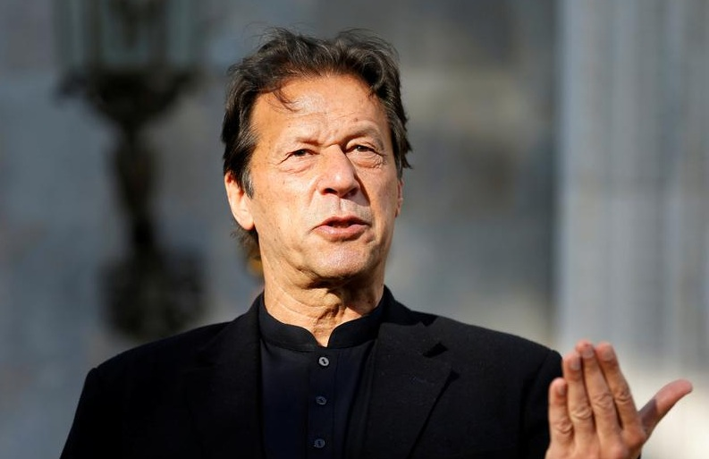 Prime Minister Imran Khan talks about expats