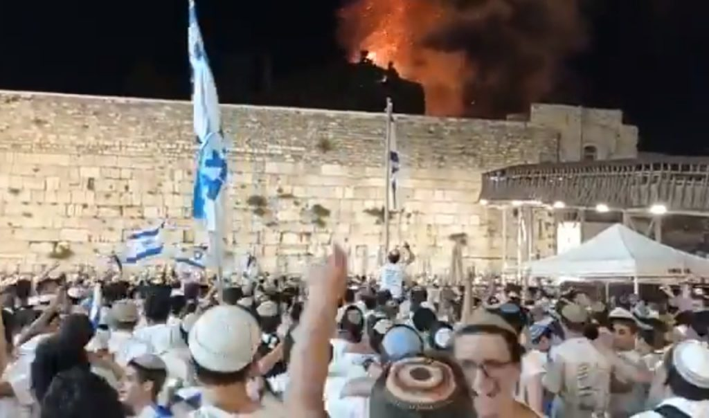 Israelis continue to celebrate the brutality's over Palestine