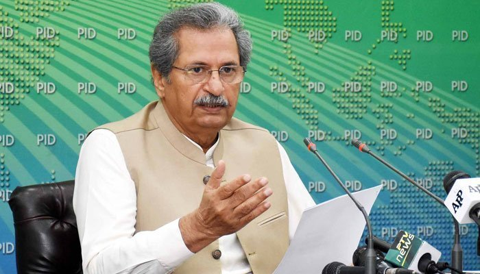 Shafqat's disappointment