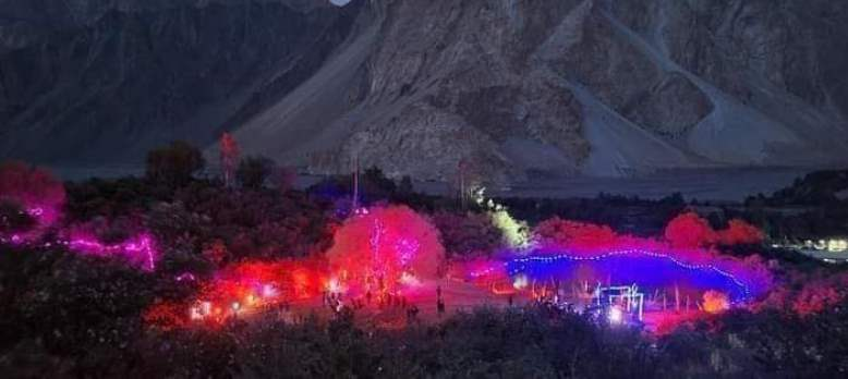Hunza Party