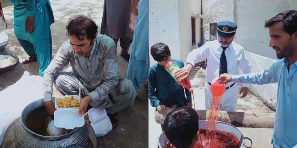Netizens praise Ghotki locals for serving food to stranded passengers