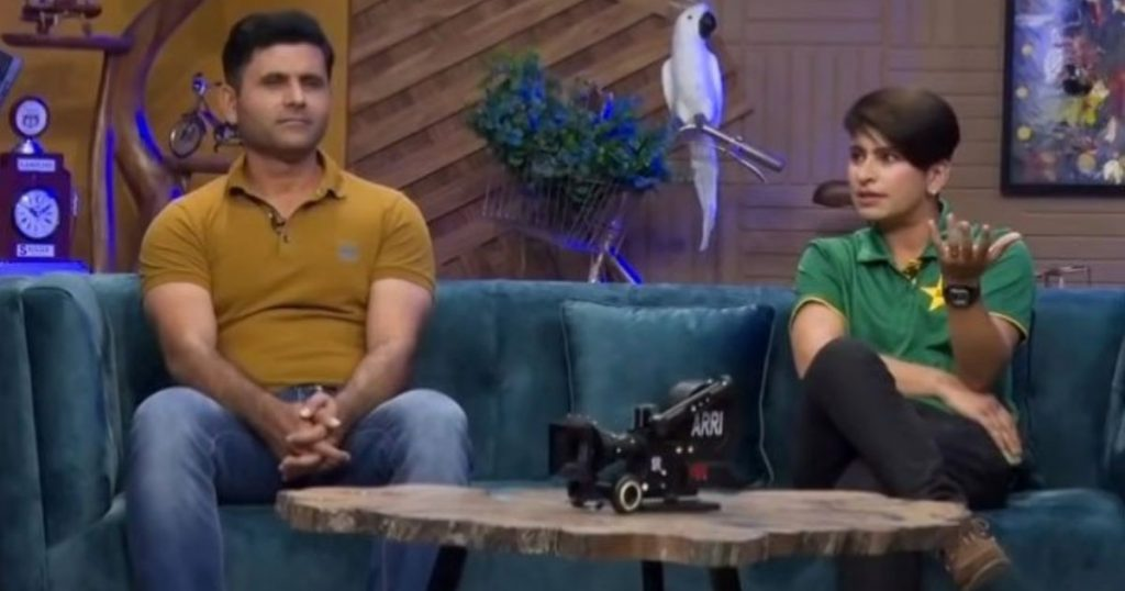 'I respect all women': Abdul Razzaq responds to criticism for his comments on Nida Dar
