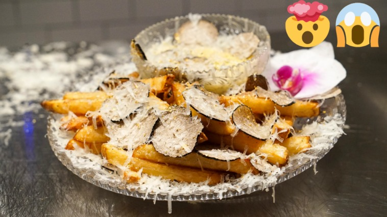 Restaurant in New York earns the title for the world's most expensive French fries