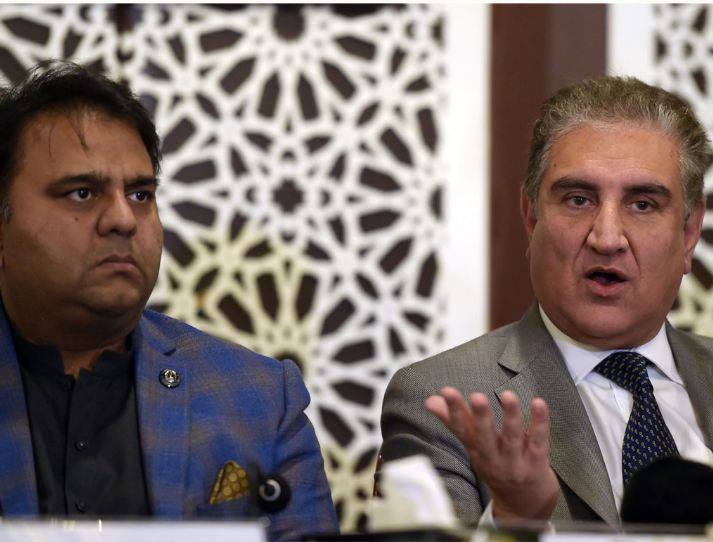 Shah Mahmood says Dasu incident 'accident', Fawad Chaudhry says 'terrorism can't be ruled out'