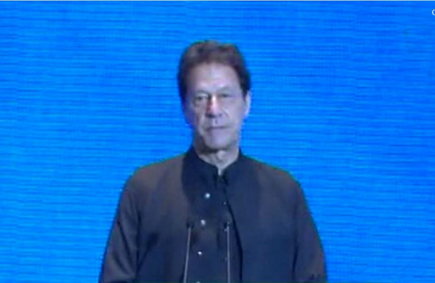 """""""I'm a student of history and I probably know more history of Uzbekistan than most people in Uzbekistan"""" PM Imran Khan"""