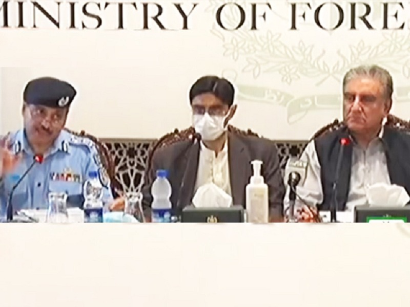 300 CCTV camera data collected, abduction not confirmed: IG Islamabad