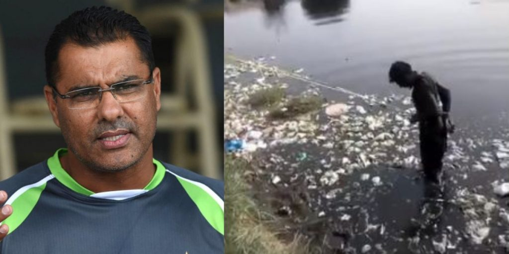 Waqar Younis condemns inhumane treatment of worker by 'influential people'