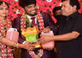 Newlywed couple gets five litres of petrol as wedding gift