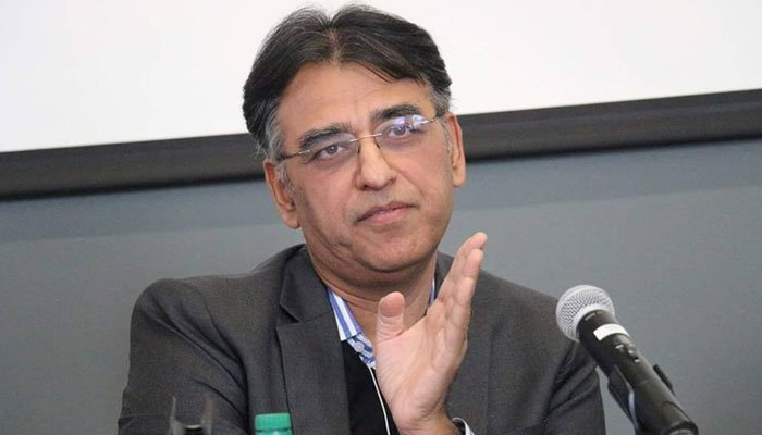 'Hospital inflow & critical care patients at highest level', says Asad Umar