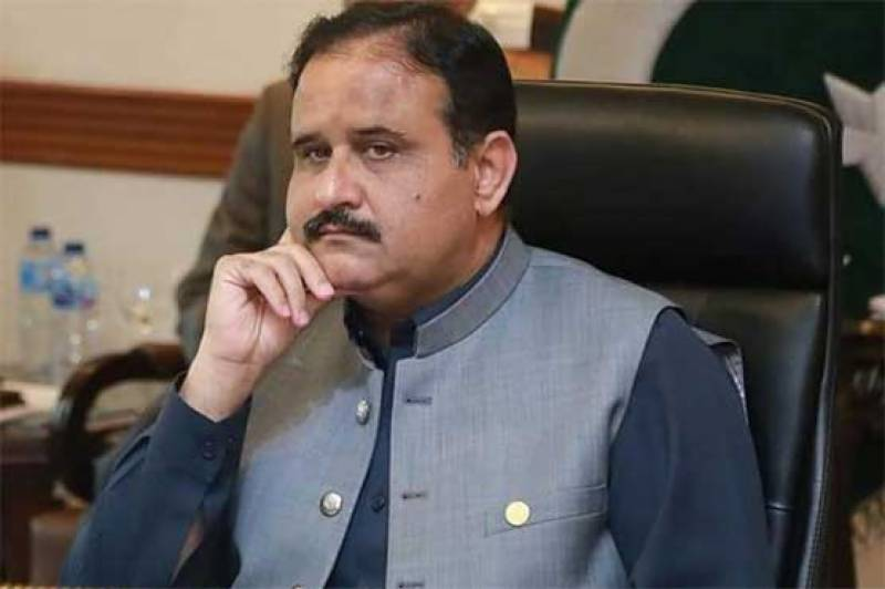 Punjab CM's office denies giving information about vehicles under Buzdar's use