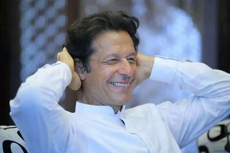 PM Khan 'laughs' when asked about 'appointment of DG ISI'